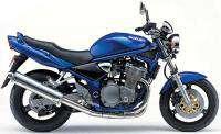 Sukuki Bandit 600 (Blue)